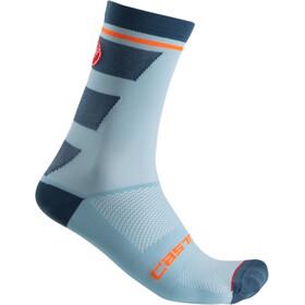 Castelli Trofeo 15 Socks, winter sky